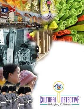 Cultural Detective Bridging Cultures cover