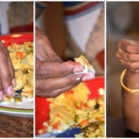 Eating with One's Hands: Cause to Lose One's Children?