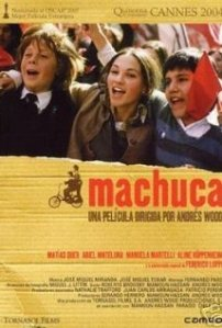 Machuca movie poster