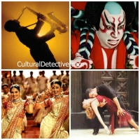 Tango! Kabuki! Bollywood! Jazz! What Do They Have in Common?