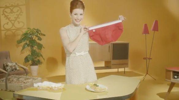 underwear omelette