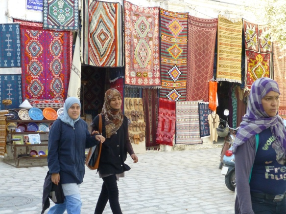 "The ""Veil"" in Tunisia"