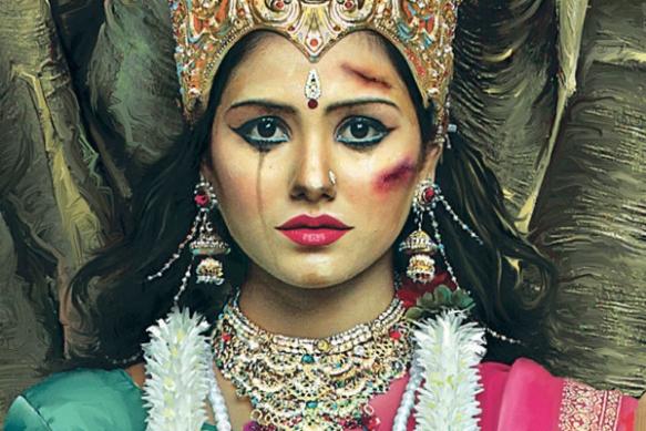 Durga: domestic violence goddess