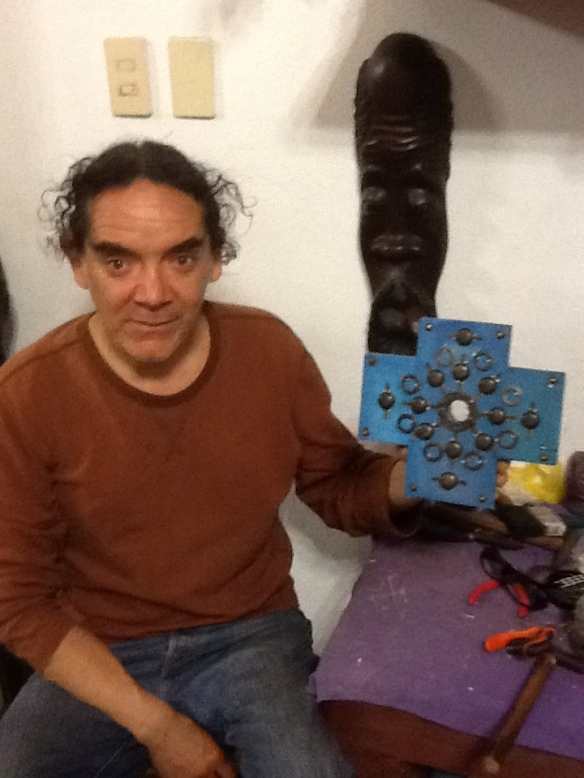 The Mexican Crafts Artist, Pedro Ramirez