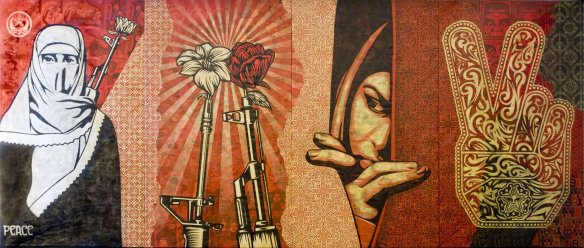 Obey-Middle-East-Mural
