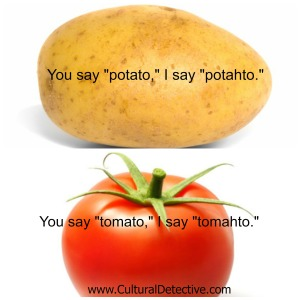 Potato-Potahto