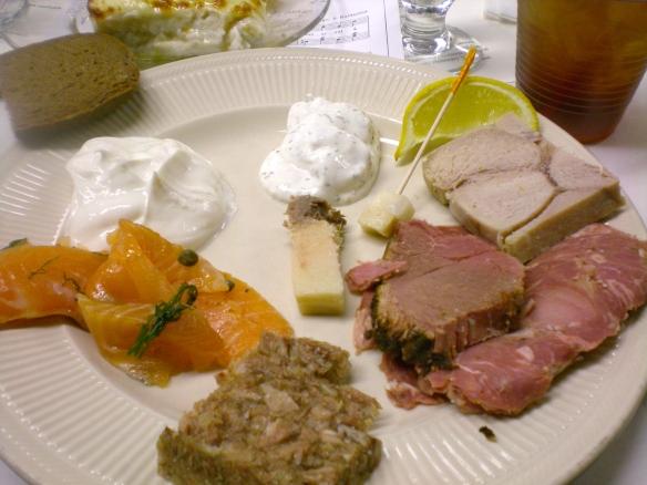 Þorrablot dinner