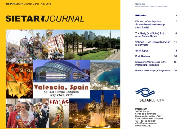 SE Journal cover
