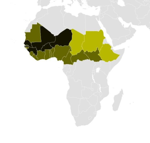 a_distribution_map_of_fula_people_in_africa
