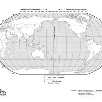 Printable Maps for Use in Class