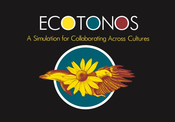 Ecotonos Cover Sticker
